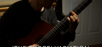 'The Force' – A Star Wars Variation for Guitar